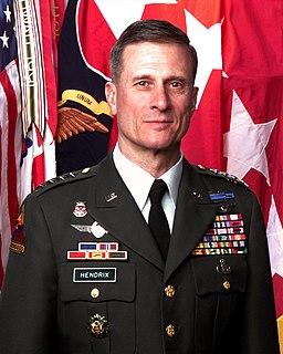 John W. Hendrix United States general