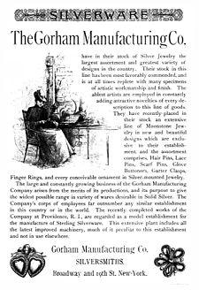 Gorham Manufacturing Company - Wikipedia