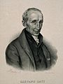 Gaetano Savi. Lithograph by Martini. Wellcome V0005231.jpg