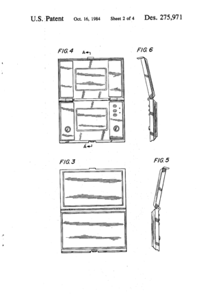 Game & Watch - Image: Game and Watch patent image