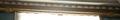 Gardinstång av förgyllt trä - Skoklosters slott - 92457.tif