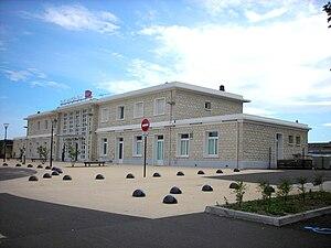 Argentan - SNCF train station