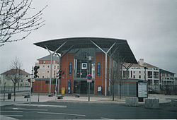 Gare de saint ouen l 39 aum ne liesse wikipedia the free encyclopedia - Opievoy st ouen l aumone ...
