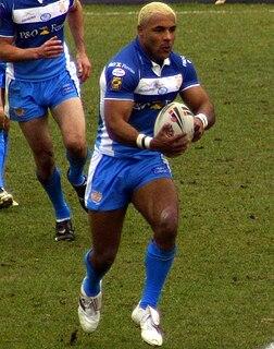 Gareth Raynor GB & England international rugby league & union footballer