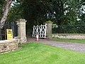 Gateway to Cleatham Hall - geograph.org.uk - 1425913.jpg