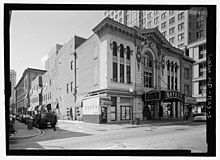 Gayety Theatre, 405 East Baltimore Street, Baltimore, Maryland.jpg