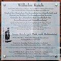 Gedenktafel Schlangenbader Str 87 (Wilmd) Wilhelm Reich.jpg