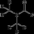 Gedeutereerd dimethylformamide.png