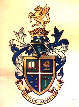 Geelong College - The official crest of The Geelong College