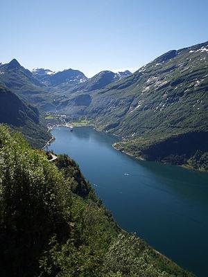Zeitzone Norwegen
