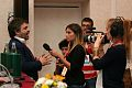 Gennaro Carotenuto and volunteers - International Journalism Festival 2011.jpg