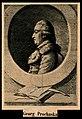 Georg Prochaska. Reproduction of line engraving. Wellcome V0004798.jpg