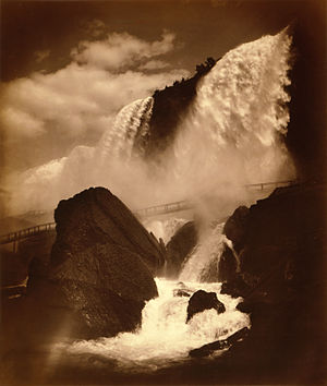 George Barker (photographer) - Image: George Barker, Cave of the Winds cph.3g 08172