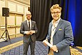 George Hrab and Adam Conover CSICon 005.jpg