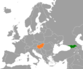 Georgia Hungary Locator.png