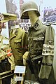 German WW2 uniforms; Hitlerjugend. Wehrmacht Volkssturm; Streifendienst der Waffen-SS; etc. Lofoten Krigsminnemuseum, Norway 2019-05-08 DSC00057.jpg