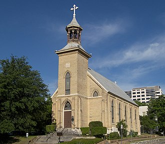 Texas Historical Commission - Gethsemane Lutheran Church