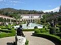 Getty villa, peristilio esterno 13.JPG