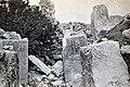 Ggantija temples in rundown conditions, 1910s.jpg