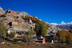 Monastery near Ghiling