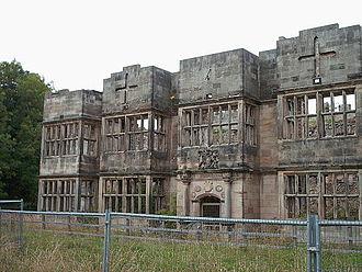 Burnopfield - Gibside Hall