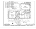 Giddings Tavern, 37 Park and Summers Streets, Exeter, Rockingham County, NH HABS NH,8-EX,7- (sheet 2 of 25).png