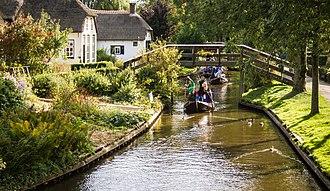 Giethoorn - Image: Giethoorn Netherlands flckr 02