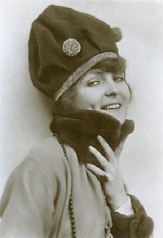 Gilda Langer - Gilda Langer in 1919