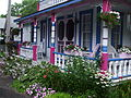 Gingerbread cottage in Oak Bluff, Martha's Vineyard, MA, USA.JPG