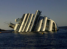 Accidente del Costa Concordia - Wikipedia, la enciclopedia