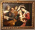Giovan francesco gessi, sacra famiglia con due angeli che suonano, 1627-30, dalla madonna di galliera.jpg