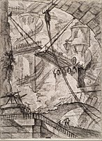 Giovanni Battista Piranesi - The Drawbridge - Google Art Project.jpg