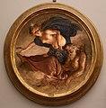 Giovanni da san giovanni, Storie mitologiche e veterotestamentarie, 1634-1635 circa, affresco su stuoia di giunco, aurora e titone.jpg