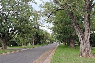 Barton, Australian Capital Territory - Barton Housing Precinct, Gipps Street