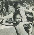 Girl learning to dance, Bali The Isle of the Gods, p91.jpg