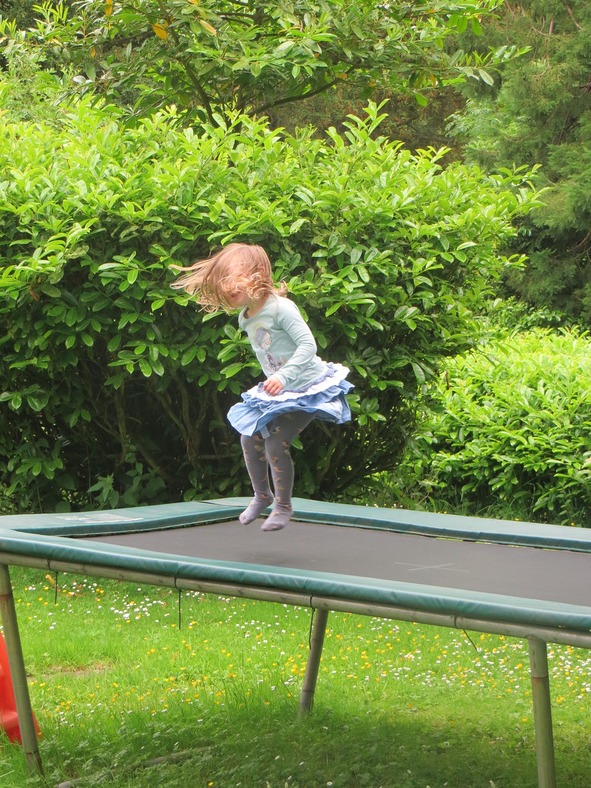Girl on Trampoline.JPG