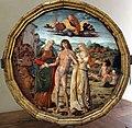 Girolamo di benvenuto, ercole al bivio (desco da nozze), 1490-1510 ca. (siena).JPG