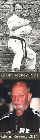 GlennKeeney1971and2011.jpg
