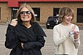 Gloria Steinem and Tina Smith 02 (30104705201).jpg