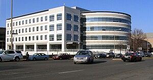 Hazel Hall, George Mason University School of Law.