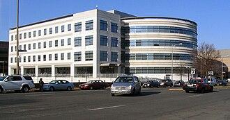 Virginia Square, Arlington, Virginia - George Mason University School of Law