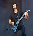 Gojira, Christian Andreu at Wacken Open Air 2013.jpg
