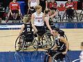 Gold Medal match at the 2014 Women's World Wheelchair Basketball Championship.jpg
