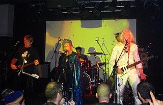 Gong (band) Franco-British progressive/psychedelic rock band