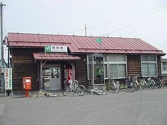 Fujisaki Station (Aomori) - Fujisaki Station in May 2007