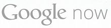 Description de l'image GoogleNow logo.jpg.