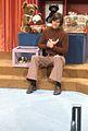 Gordon Thompson with Animals on Polka Dot Door (1971).jpg