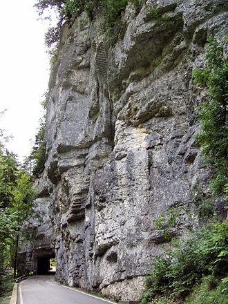 Bernese Jura - Gorges du Pichou