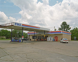 Jena Six - The Gotta Go convenience store outside Jena, Louisiana