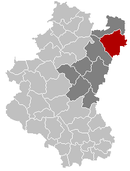 Gouvy Luxembourg Belgium Map.png